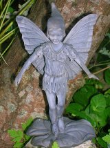 A resin statue of a Fairy